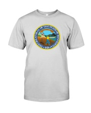 Great Seal of the State of Minnesota Premium Fit Mens Tee thumbnail