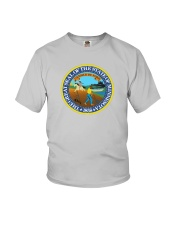 Great Seal of the State of Minnesota Youth T-Shirt thumbnail