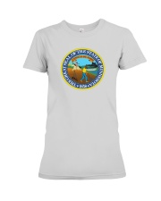 Great Seal of the State of Minnesota Premium Fit Ladies Tee thumbnail