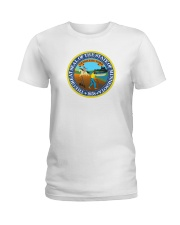 Great Seal of the State of Minnesota Ladies T-Shirt thumbnail