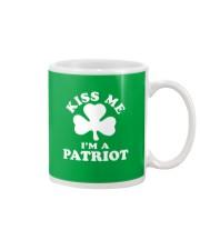 Kiss Me I'm a Patriot Mug thumbnail