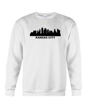 Kansas City Skyline Crewneck Sweatshirt thumbnail