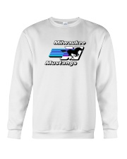 Milwaukee Mustangs Crewneck Sweatshirt thumbnail