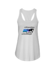 Milwaukee Mustangs Ladies Flowy Tank thumbnail