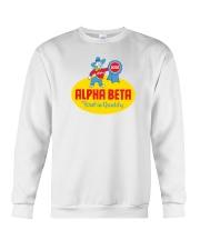 Alpha Beta  Crewneck Sweatshirt thumbnail