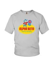 Alpha Beta  Youth T-Shirt thumbnail