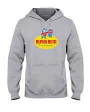 Alpha Beta  Hooded Sweatshirt thumbnail
