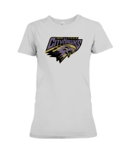 New York CityHawks Premium Fit Ladies Tee thumbnail