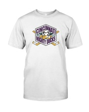 Cincinnati Mighty Ducks Premium Fit Mens Tee tile