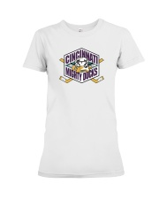 Cincinnati Mighty Ducks Premium Fit Ladies Tee tile