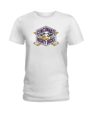 Cincinnati Mighty Ducks Ladies T-Shirt tile