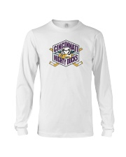 Cincinnati Mighty Ducks Long Sleeve Tee tile