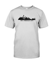 The Seattle Skyline Premium Fit Mens Tee thumbnail