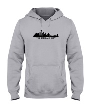 The Seattle Skyline Hooded Sweatshirt thumbnail