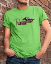 Oklahama Wranglers Classic T-Shirt apparel-classic-tshirt-lifestyle-26