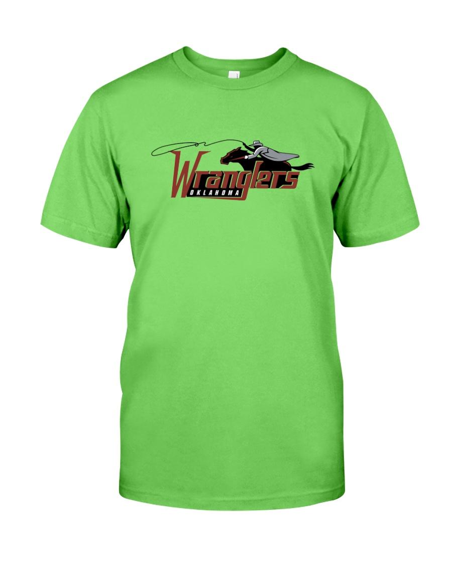 Oklahama Wranglers Classic T-Shirt