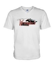 Oklahama Wranglers V-Neck T-Shirt thumbnail