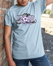 New Orleans Storm Classic T-Shirt apparel-classic-tshirt-lifestyle-27
