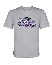 New Orleans Storm V-Neck T-Shirt thumbnail