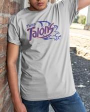 Tulsa Talons Classic T-Shirt apparel-classic-tshirt-lifestyle-27