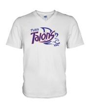 Tulsa Talons V-Neck T-Shirt thumbnail