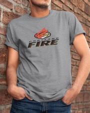 Portland Fire Classic T-Shirt apparel-classic-tshirt-lifestyle-26