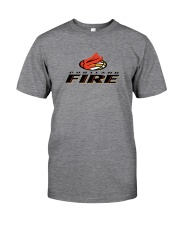 Portland Fire Classic T-Shirt front