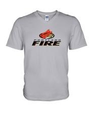 Portland Fire V-Neck T-Shirt thumbnail