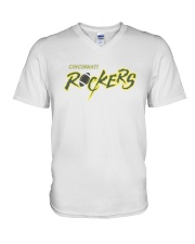 Cincinnati Rockers V-Neck T-Shirt thumbnail