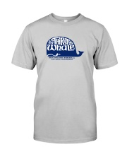 The Thirsty Whale - River Grove Illinois Classic T-Shirt front