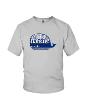 The Thirsty Whale - River Grove Illinois Youth T-Shirt thumbnail