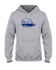The Thirsty Whale - River Grove Illinois Hooded Sweatshirt thumbnail