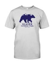 Glacier National Park - Montana Premium Fit Mens Tee thumbnail