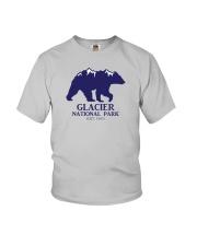 Glacier National Park - Montana Youth T-Shirt thumbnail