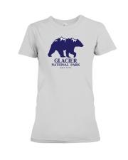 Glacier National Park - Montana Premium Fit Ladies Tee thumbnail