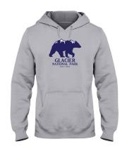 Glacier National Park - Montana Hooded Sweatshirt thumbnail