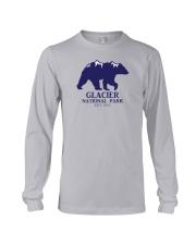 Glacier National Park - Montana Long Sleeve Tee thumbnail