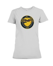 Great Seal of the State of Oregon Premium Fit Ladies Tee thumbnail