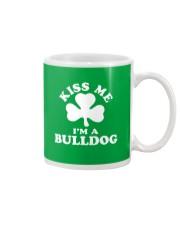 Kiss Me I'm a Bulldog Mug thumbnail