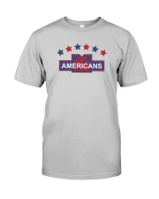 New York Americans Classic T-Shirt front