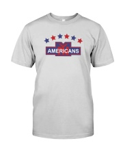 New York Americans Premium Fit Mens Tee thumbnail