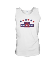 New York Americans Unisex Tank tile