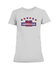 New York Americans Premium Fit Ladies Tee thumbnail