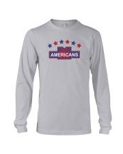 New York Americans Long Sleeve Tee thumbnail