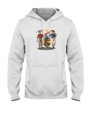 Maine Hooded Sweatshirt thumbnail