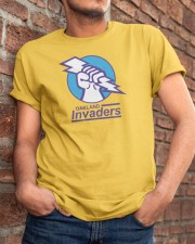 Oakland Invaders Classic T-Shirt apparel-classic-tshirt-lifestyle-26