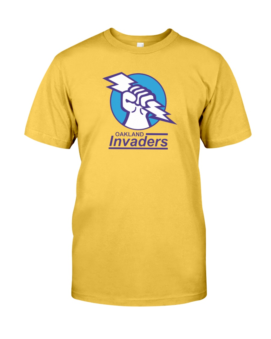 Oakland Invaders Classic T-Shirt