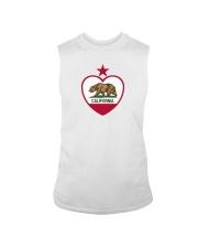 State Flag of California Sleeveless Tee thumbnail