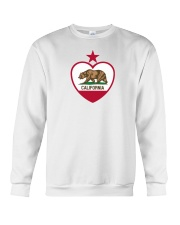 State Flag of California Crewneck Sweatshirt thumbnail
