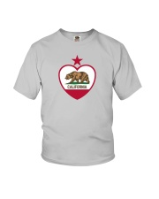State Flag of California Youth T-Shirt thumbnail